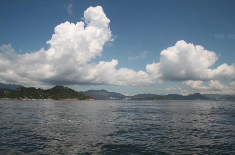 Vistas del barco